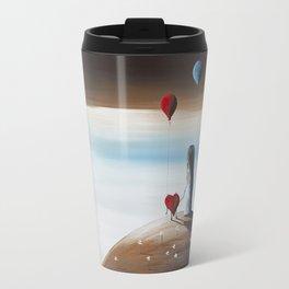 One Step To Heaven by Shawna Erback Travel Mug