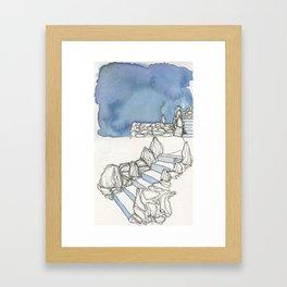 3220 Karnes KCMO VI Framed Art Print