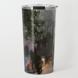 Forest roads Travel Mug