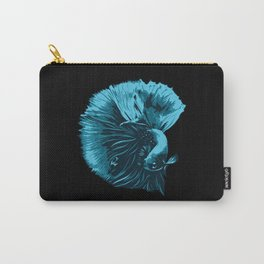Guppy Lovers Fish Gift Idea Design Motif Carry-All Pouch