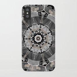 GoldenMandala iPhone Case