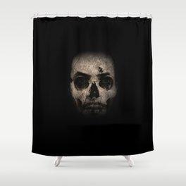 Innere Werte Shower Curtain