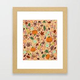 Thanksgiving #3 Framed Art Print