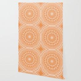 tribal mandala Wallpaper