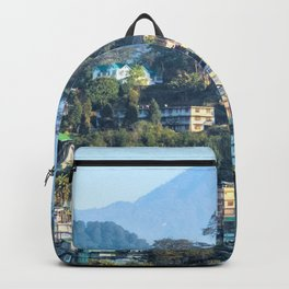 Pastel City : Gangtok Backpack