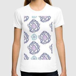 doodle ikat T-shirt