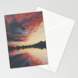 Lake Stationery Cards