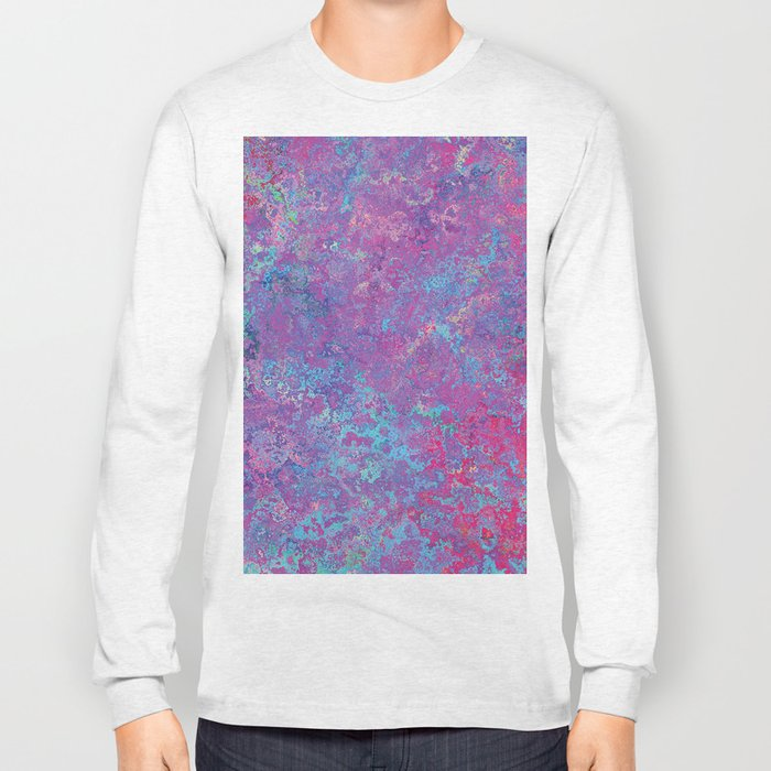 Acid Wash Long Sleeve T-shirt