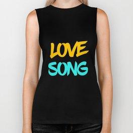 Love Song 2 Biker Tank