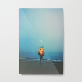 The One Who Never Forgot Metal Print