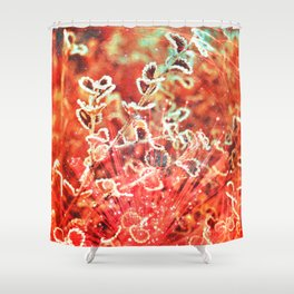 Radiant Nature Shower Curtain