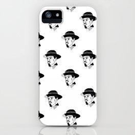 Mr. 3000  iPhone Case