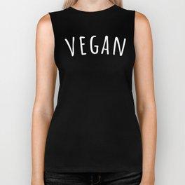 Vegan Biker Tank