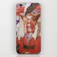 MARGARETHA iPhone & iPod Skin