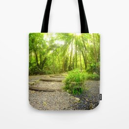 Nature Panorama Tote Bag