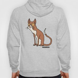 Cat - Cornish rex Hoody