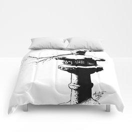 Nipponese Winter Comforters