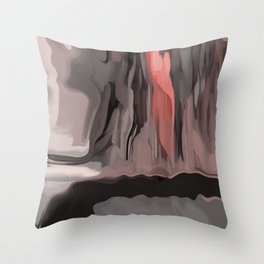 ONLY YOUR IMAGINATION CAN TELL YOU WHAT THIS IS Throw Pillow