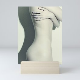 5789 Natasha Nude Self Love Mini Art Print