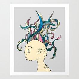 Mohawk Art Print