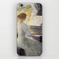 Childe Hassam - The Sonata iPhone & iPod Skin