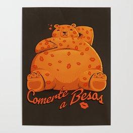 Quiero Comerte a Besos Poster