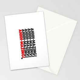 Ahhh-mazing! Stationery Cards