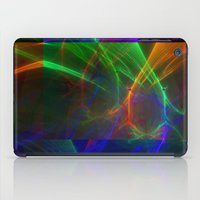lightning iPad Cases featuring lightning by donphil