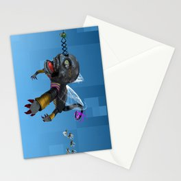 Reverse circus Stationery Cards