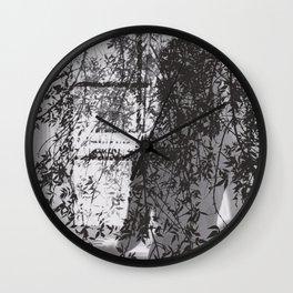 Fade Wall Clock