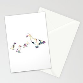 Ducks Design Stationery Cards