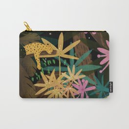Jungle #2 Carry-All Pouch
