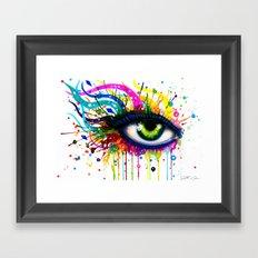 -Intensive- Framed Art Print