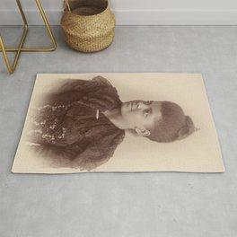 Ida B. Wells 1893 Rug