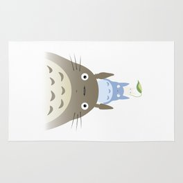 Totoro Rug