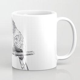 Curl-crested Aracari Coffee Mug