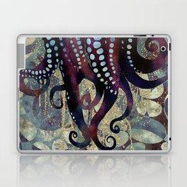 Metallic Ocean II Laptop & iPad Skin