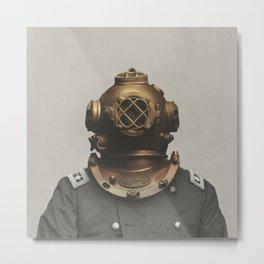 The Dutch Martian Metal Print