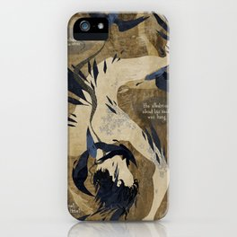 The Rime Of The Ancient Mariner iPhone Case