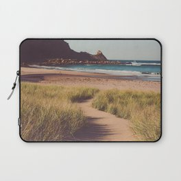 The Path to the Sea Laptop Sleeve
