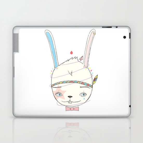 うさぎドロップ [Usagi doroppu] 토끼드롭 Laptop & iPad Skin
