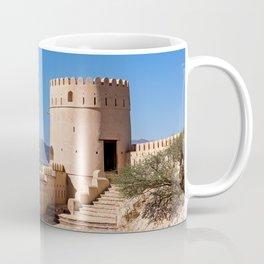 Nakhl Fort, Oman Coffee Mug