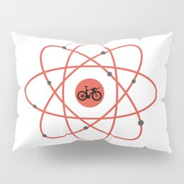Atom Bike Pillow Sham