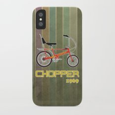 Chopper Bicycle Slim Case iPhone X