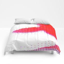 Red Heaven Comforters