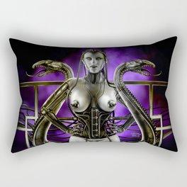 Dolls - Robot Lucy Rectangular Pillow