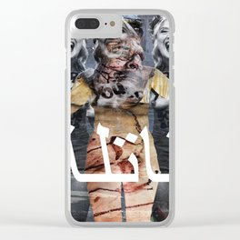 KILLARY Clear iPhone Case