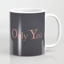 It's Like A Story Of Love Coffee Mug