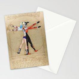 Vitruvian Harley Stationery Cards