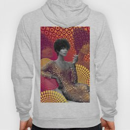 Supermodel Donyale 2 - Supermodels of the Sixties Series Hoody
